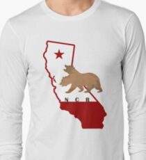 California Republic Pride Long Sleeve T-Shirt