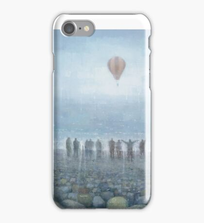 To the Mountains of the Moon iPhone Case/Skin