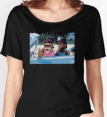 Ice Cube x Master Roshi Women's Relaxed Fit T-Shirt