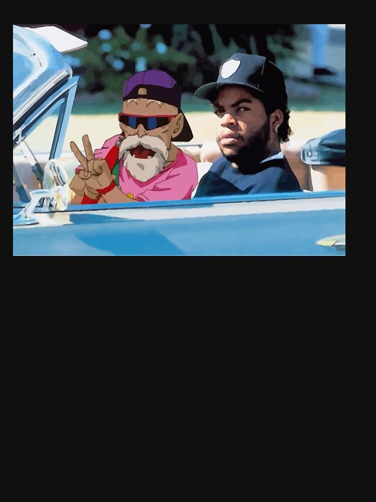 Ice Cube x Master Roshi | Unisex T-Shirt