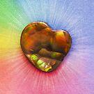 Rainbow Fire Agate von MMPhotographyUK