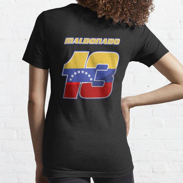 Pastor MALDONADO_13_2014 Essential T-Shirt
