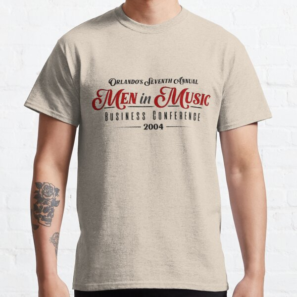 Men in Music Business Conference (White Dress by Lana Del Rey) Classic T-Shirt