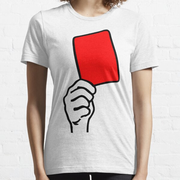 Foul - red card Essential T-Shirt