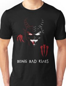 Being Bad Rules [BLACK] T-Shirt