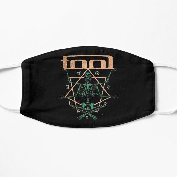 T-O-O-L Aesthetic Symbol opiate Flat Mask