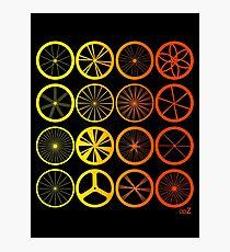 Wheels land corporation ov Photographic Print