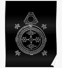 The Magic Circle of King Solomon Poster