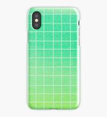 green gradient iPhone Case