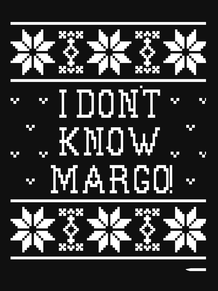 I Don t Know Margo  76 by DemianGallo