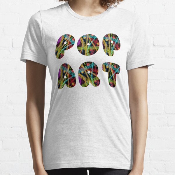 Pop Art - Color Essential T-Shirt