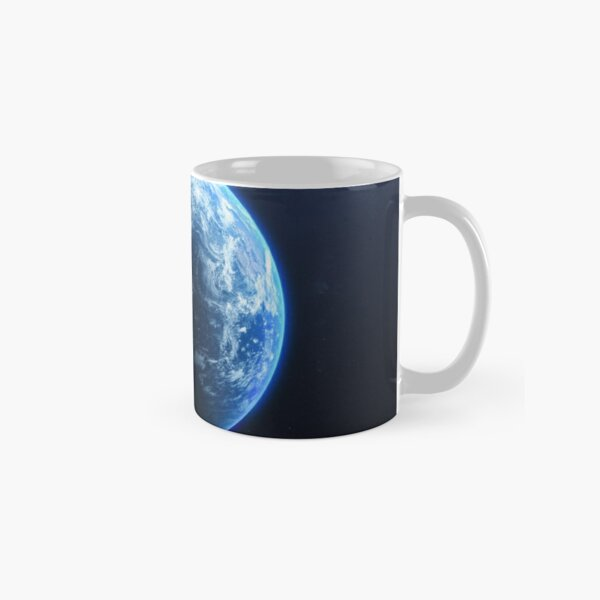 EARTH AS SEEN FROM SPACE Classic Mug
