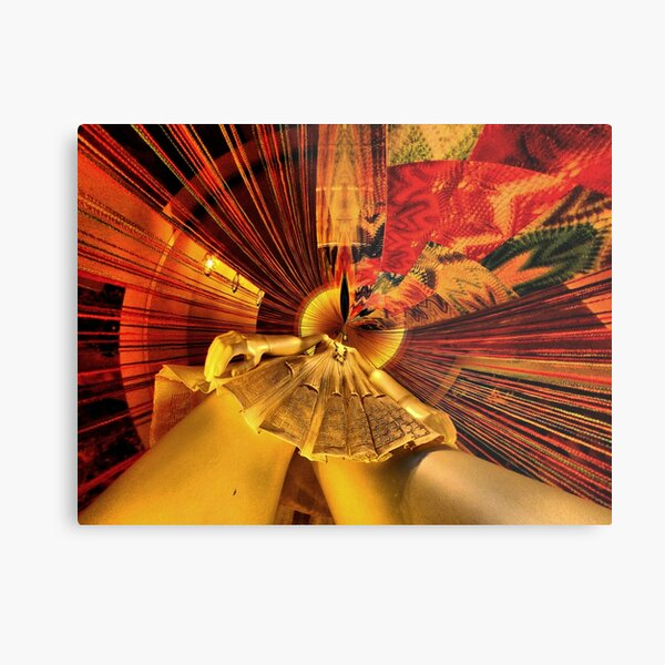 theca of momentary epiphany 29 Metal Print