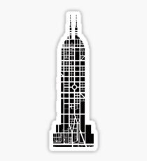 Indy Tower Sticker