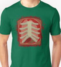 Surgeon Simulator - Ribcage Design - Official Merchandise Unisex T-Shirt