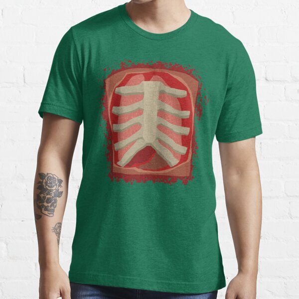 Surgeon Simulator - Ribcage Design - Official Merchandise Essential T-Shirt
