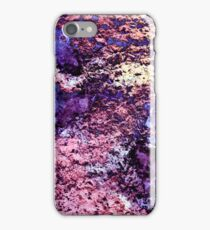 Paw Prints in Purple and Pink iPhone Case/Skin