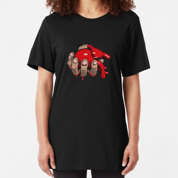 Surgeon Simulator - Give Me Your Heart - Official Merchandise Slim Fit T-Shirt