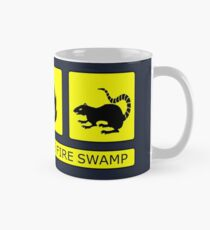 Hazards of The Fire Swamp Mug