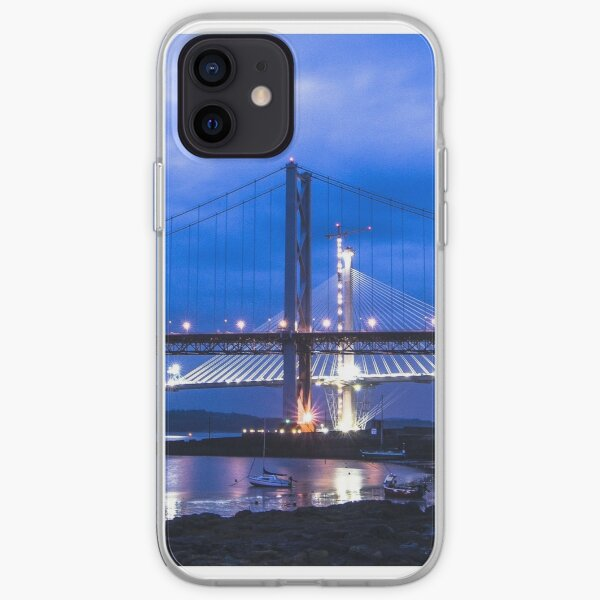 The New Forth Rd Bridge iPhone Soft Case
