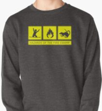 Hazards of the Fire Swamp Pullover