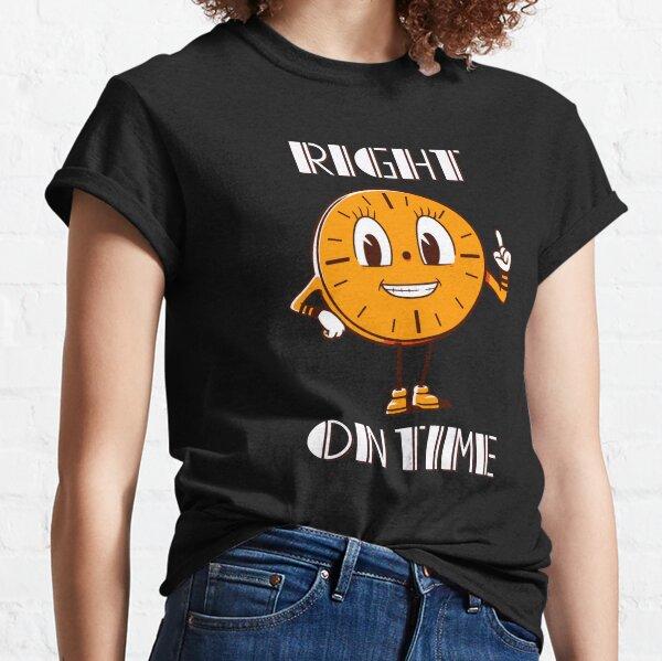 Señorita Minutos Camiseta clásica