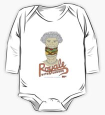 Royale with cheese One Piece - Long Sleeve