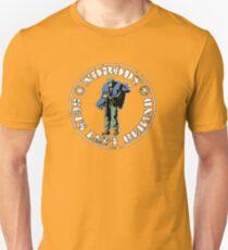 Nobody gets left behind - cookie monster version Unisex T-Shirt