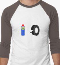 Complete Tool Kit Men's Baseball ¾ T-Shirt