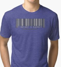 not a number, unless.. Tri-blend T-Shirt