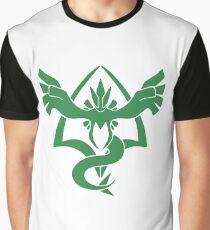 Lugia Pokemon Go Team Harmony Graphic T-Shirt