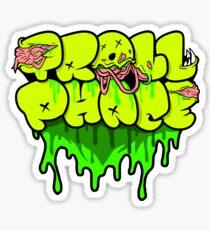 Trollphace Sticker