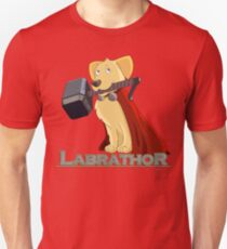 Labrathor T-Shirt