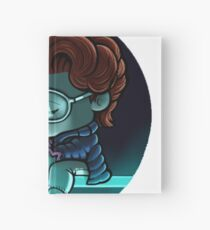 Lonely Barb Hardcover Journal