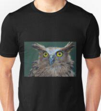 Yellow Eyes Unisex T-Shirt