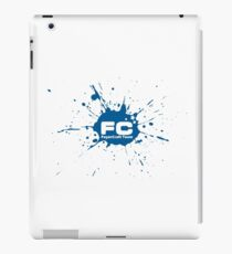 Foyercraft Team - BLUE iPad Case/Skin