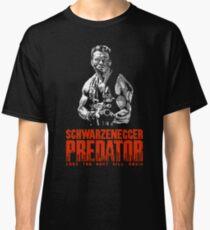 PREDATOR - NES CLASSIC GAME INTRO Classic T-Shirt