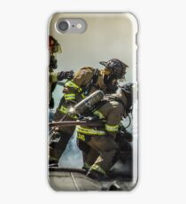 Fire Men iPhone Case/Skin