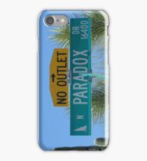 Paradox Drive - No Outlet iPhone Case/Skin