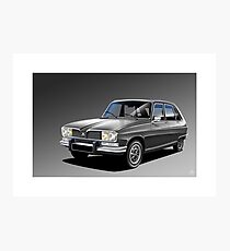 Poster artwork - Renault 16 Photographic Print