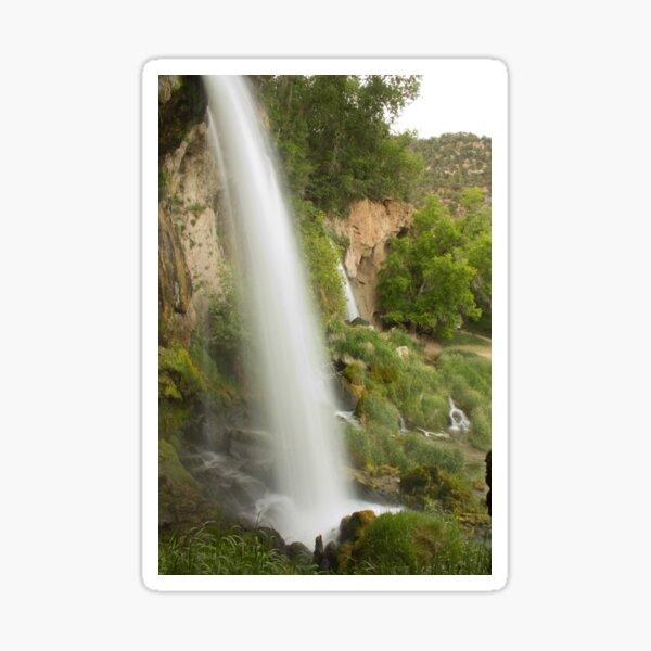 Rifle Falls, Colorado Sticker