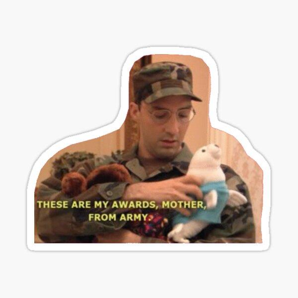 Buster Bluth Sticker