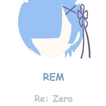 Re: Zero - Rem  by pietercarlier