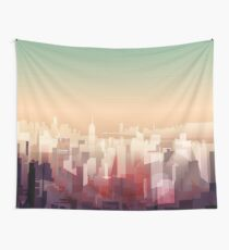 Welcome to NY Wall Tapestry