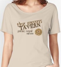 The Raven Tavern Women's Relaxed Fit T-Shirt