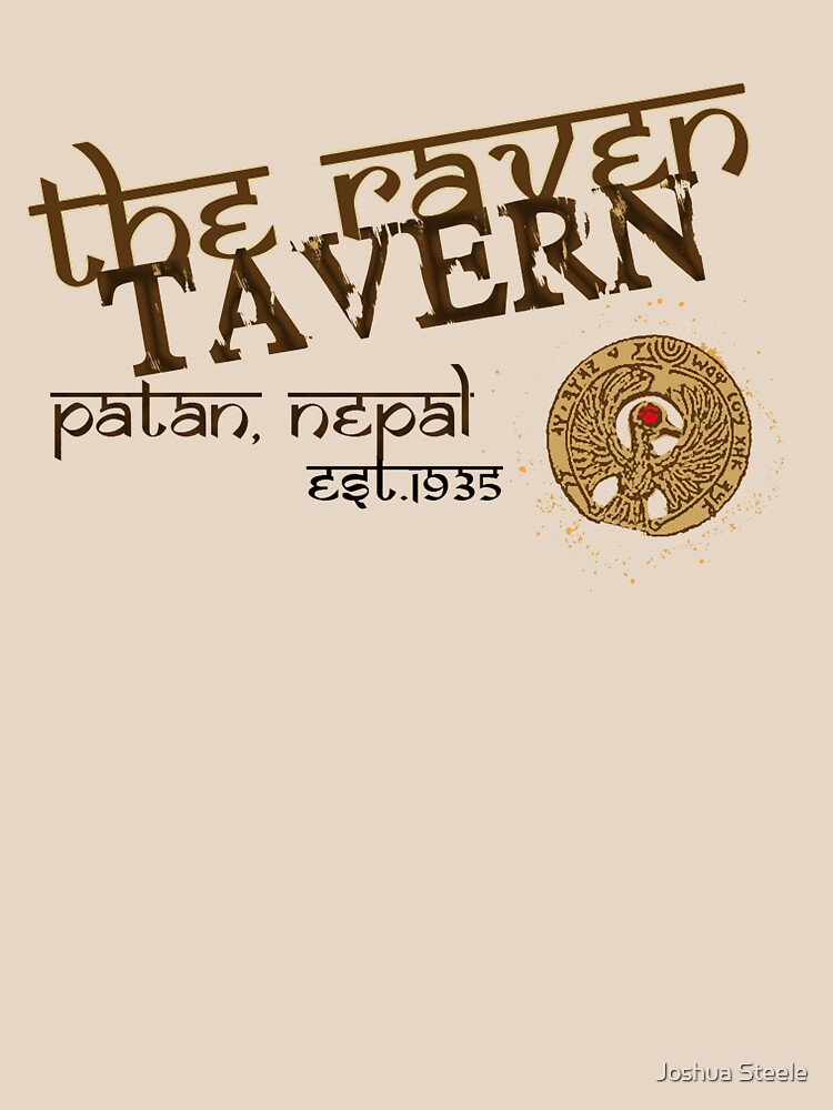 TShirtGifter presents: The Raven Tavern | Unisex T-Shirt