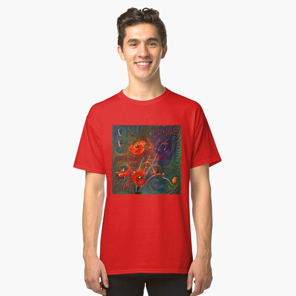 Poppies Classic T-Shirt