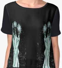 Hand of Glory Candles Chiffon Top