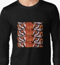 Eye of the tiger BIG CAT Long Sleeve T-Shirt