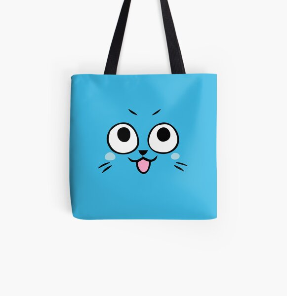 Happy face All Over Print Tote Bag